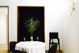 Restaurant La Cime<br>(レストラン ラ シーム)